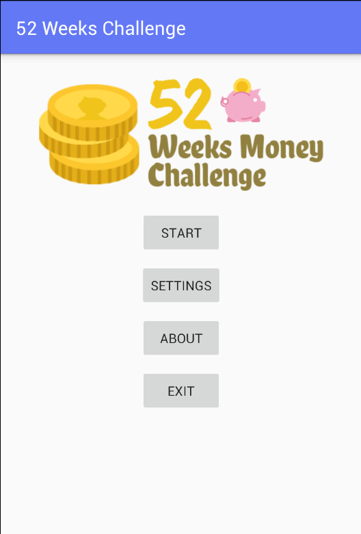 52 Weeks Money Challenge Android Apps on Google Play – Money Challenge Worksheets