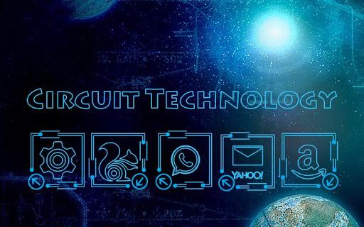Circuit Technology Solo Theme