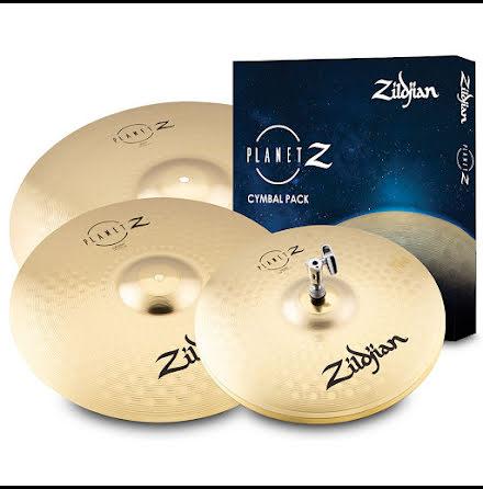 Zildjian Planet Z - Complete Cymbalpack - 14/16/20