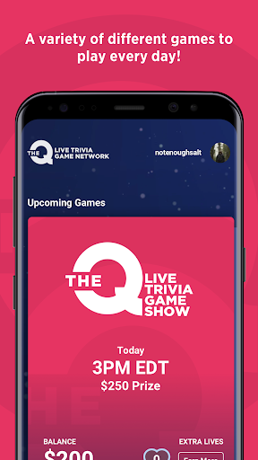 The Q - Live Trivia Game Network 2.3.3 gameplay | by HackJr.Pw 2