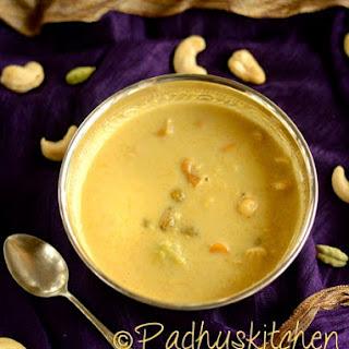 Thinai Payasam Recipe-Foxtail Millet Kheer