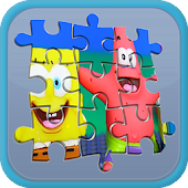 Jigsaw Puzzle Kids for SpongeBob