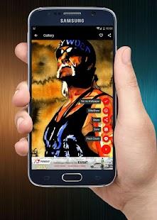Hulk Hogan Wallpaper WWE - náhled
