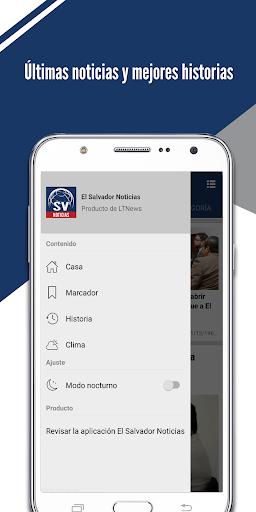 El Salvador Noticias screenshot 2