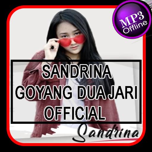 SANDRINA Offline GOYANG 2 JARI OFFICIAL MUSICVIDEO