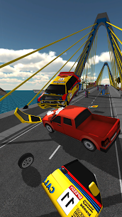 Ramp Car Jumping MOD APK (Unlimited Money) 3