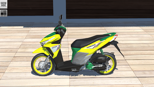 Honda: Click/Vario 2.1 screenshots 5