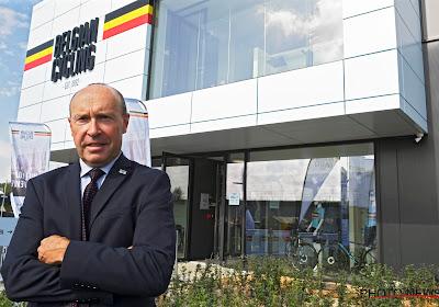 """Bondsvoorzitter prijst innovatie van de koers in België: """"Vereerd dat UCI aan ons dacht, ook jeugd en dames belangrijk"""""""