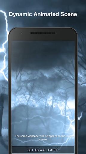 Lightning Storm Live Wallpaper PRO ss2