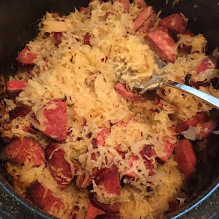 Sausage Sauerkraut Crock Pot Recipes.