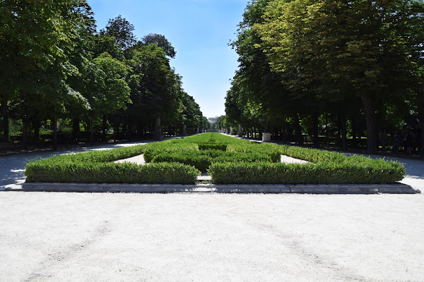 Giardini di Madrid di Giacio85