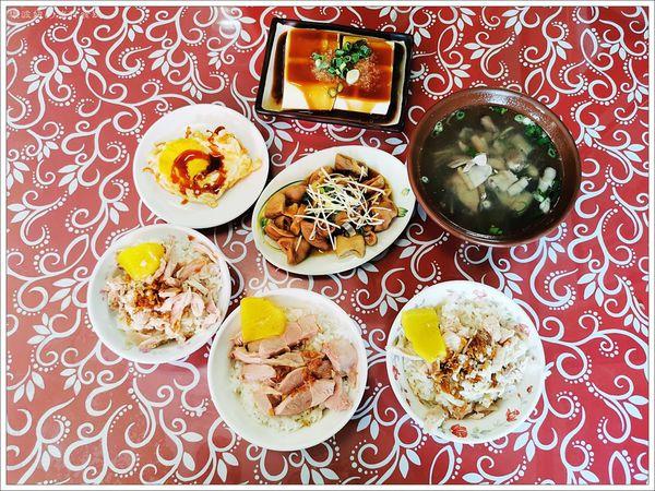 阿宏師火雞肉飯,文化路夜市附近美食,必點火雞片飯