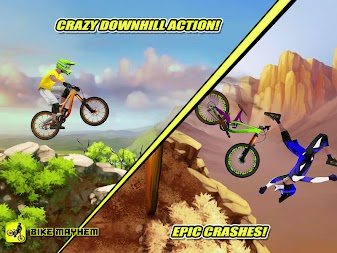 Bike Mayhem Free APK screenshot thumbnail 12