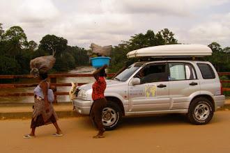 Photo: Ivory Coast - Ghana borders