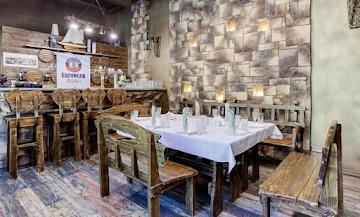 Ресторан В Окошках