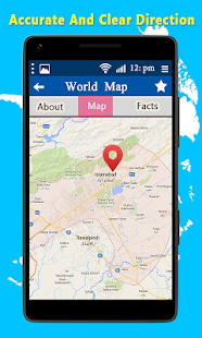 Offline world map atlas navigation route finder android apps offline world map atlas navigation route finder screenshot thumbnail gumiabroncs Image collections