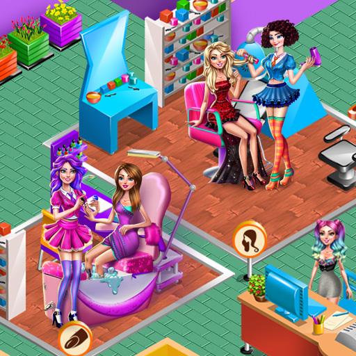 Makeup Spaholic Hair Salon (game)