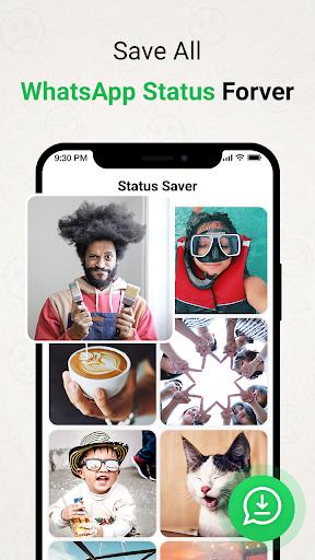 Status Saver for WhatsApp - Save & Download Status 1.3 screenshots 1