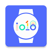 I/O 2018 Watch Face
