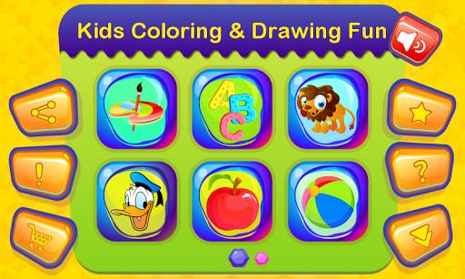 Kids Coloring and Drawing Fun