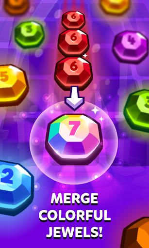 Bubbu Jewels - Merge Puzzle 1.11 screenshots 7
