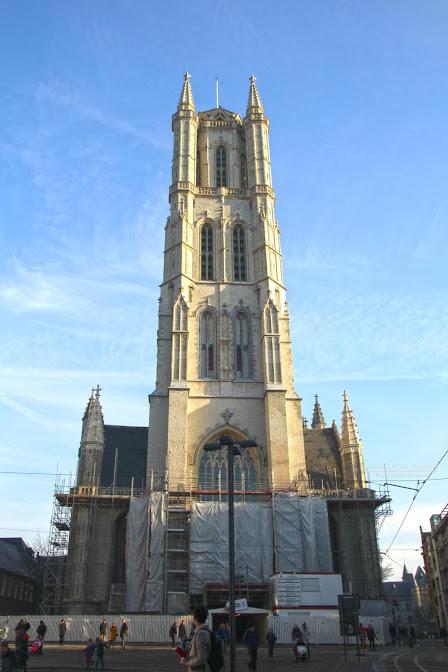 gante ghent gent Bélgica