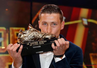 """Vanaken treedt met tweede trofee tot een select clubje: """"Hele eer"""" & """"Nu heb ik mijn vorige Gouden Schoen bevestigd"""""""