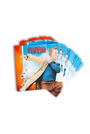 Tintin servett 16st