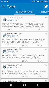 Town Square: Huddersfield Town screenshot 5