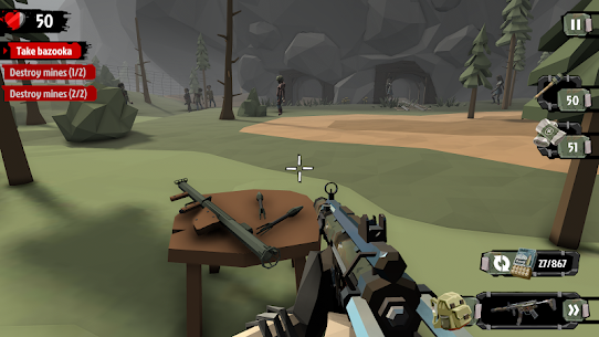 The Walking Zombie 2: Zombie shooter 3