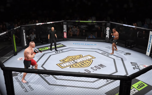 Action for UFC