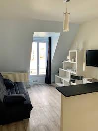 Studio meublé 17,01 m2