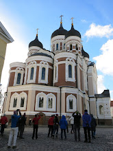 Photo: Alexander Nevsky Cathedral - a Russian Orthodox cathedral built in 1894 - 1900 when Estonia was part of the Russian Empire