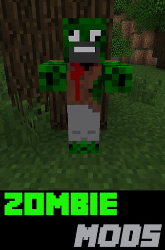 Zombie Mods For Minecraft PE