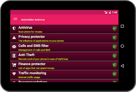 AntiVirus Security v2.3.6