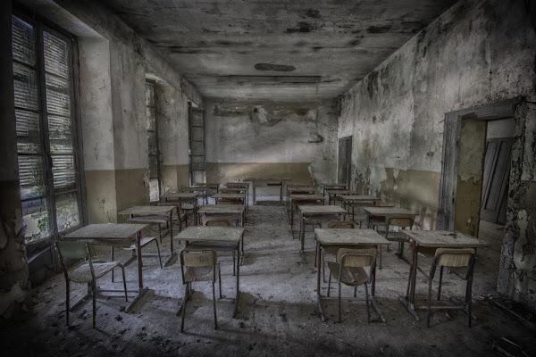 La vecchia scuola di GazzolaFrancesco