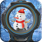 Snowman Shooting : Real Sniper 3D