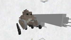 八九式中戦車 チロ 乙  強化装甲版