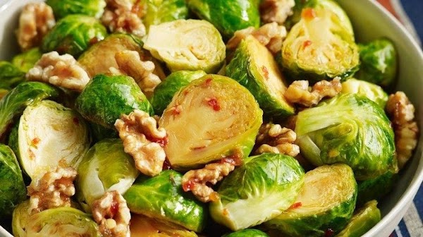 Asian Brussels Sprouts Recipe