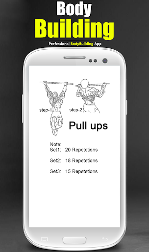 Body Building Trainer 5.2.7 screenshots 10