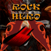 Rock Hero game Rhythm