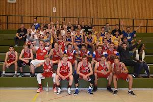 BC70 mit 3 Mannschaften beim Sportvergleich mit Soest (NL)