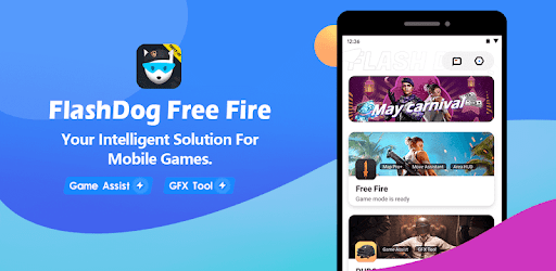 FlashDog - Booster & Pro Sensitivity for Free Fire - Apps on Google Play