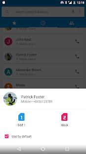 Dual SIM Selector Pro Screenshot