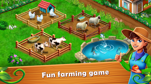 Farm Fest : Best Farming Games, Farming Simulator 1.15 screenshots 1