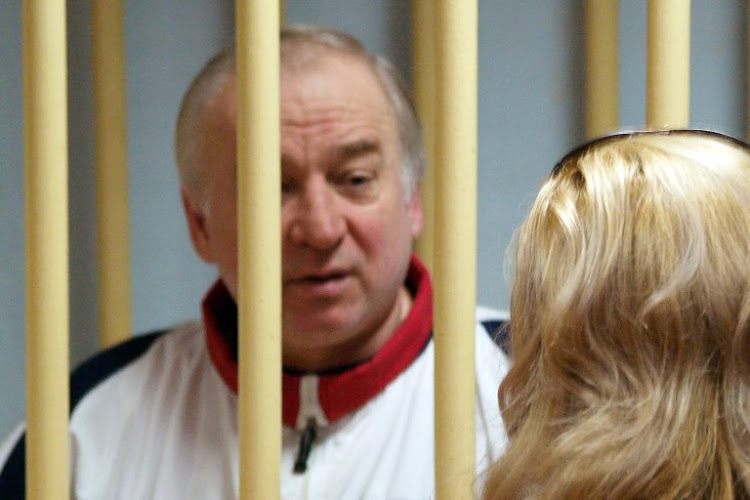 Former Russian spy Sergei Skripal, who Britain says was poisoned with a nerve agent on May 18 2018.