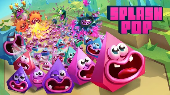 Splash Pop Screenshot