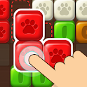 Block puzzle : Cat puzzle icon