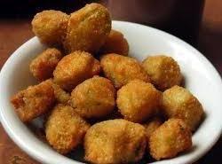Jen's Deep Fried Cajun Okra Recipe