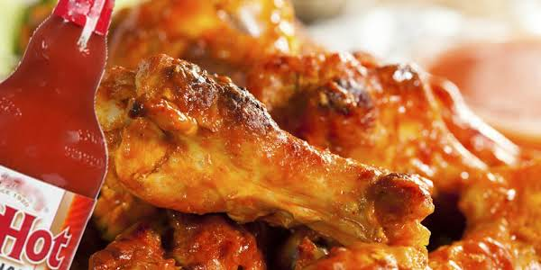 Orange Marmalade Chicken Wings